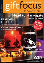 Gift Focus July August 2013 Front cover