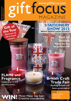 Gift Focus March/April 2012