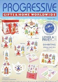 Progressive Gifts & Home Worldwide February 2013