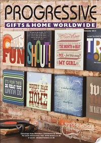Progressive Gifts & Home Worldwide January 2013