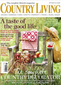 Country Living September 2012
