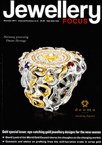 Jewellery Focus November 2011