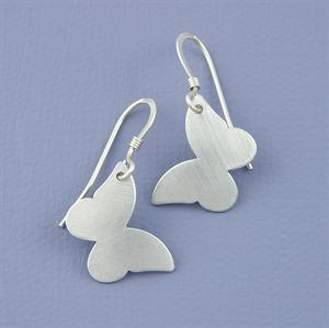 Picture of Aluminium Petite Butterfly Earrings JE21-A