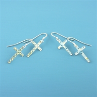 Picture of Cross Earrings