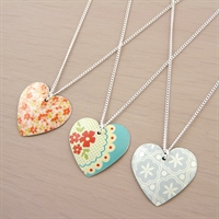 Picture of Round Heart Necklace