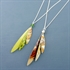 Picture of Skinny Leaves Necklace