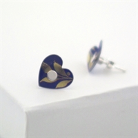 Picture of Round Heart Studs