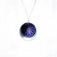 Picture of Stellar Moon Double Disc Necklace