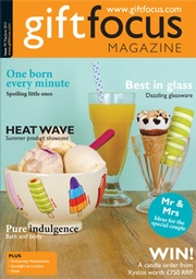 Gift Focus May June 2013 Front Cover