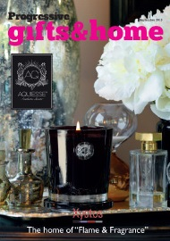 Progressive Gifts and Home September 2013, Front Cover