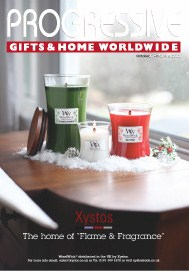 Progressive Gifts and Home Worldwide October November 2012 Front Cover